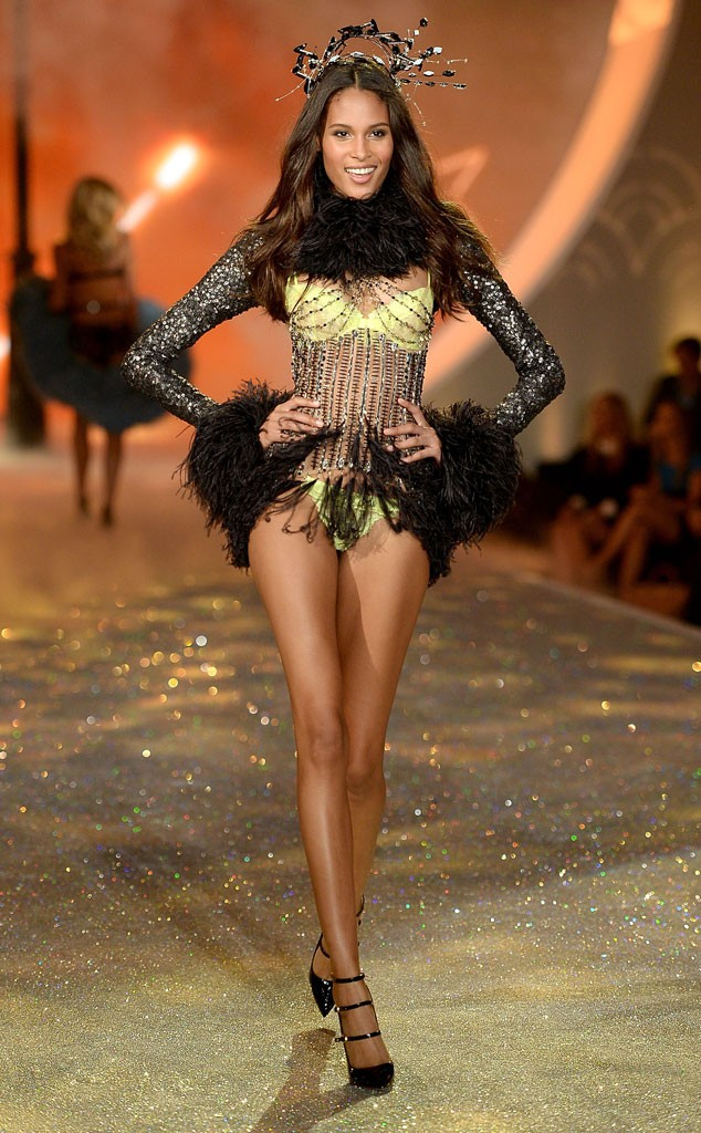 Cindy Bruna Victoria's Secret Angel 2015