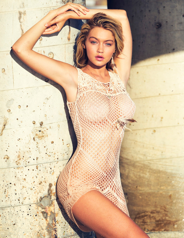 Gigi Hadid Victoria's Secret Angel 2015