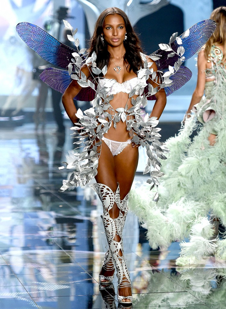 Jasmine Tookes Victoria's Secret Angel 2015
