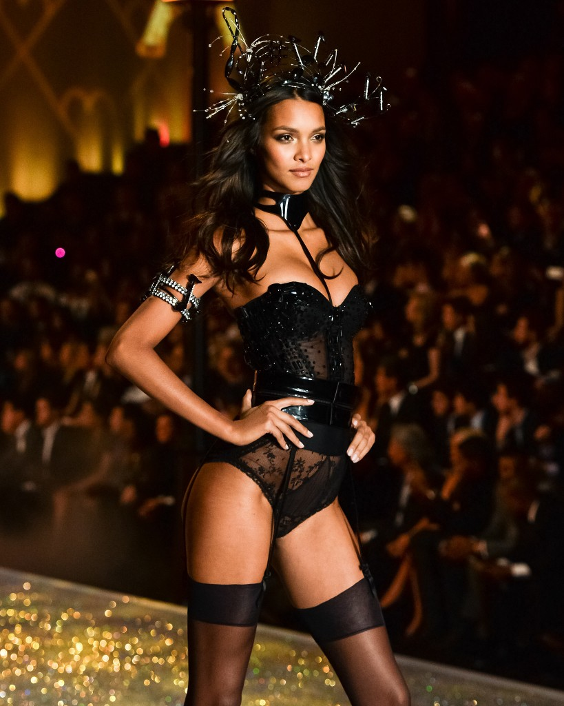 Lais Ribeiro Victoria's Secret Angel 2015