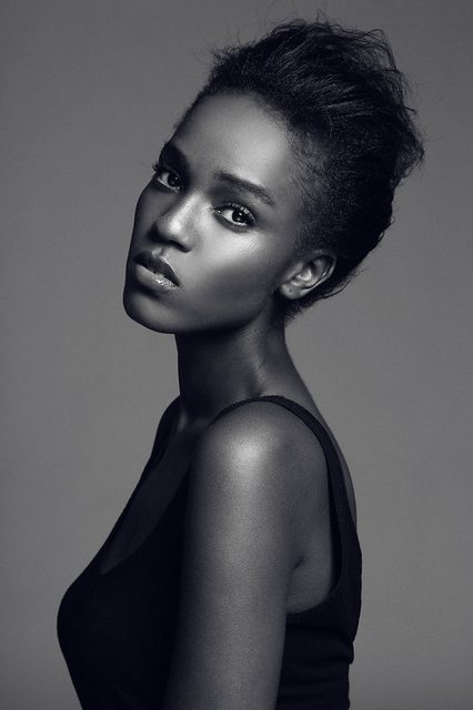 Leila Nda Victoria's Secret Angel 2015