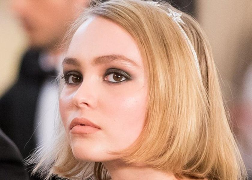 Lily-Rose Depp Comes Out Of TheCloset