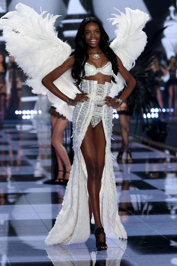 Maria Borges Victoria's Secret Angel 2015