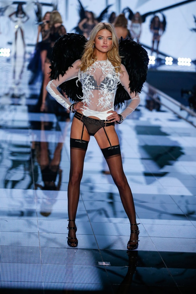 Martha Hunt Victoria's Secret Angel 2015