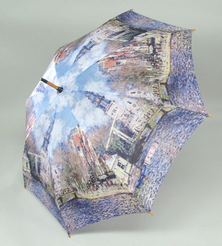 Monet Water Church umbrella