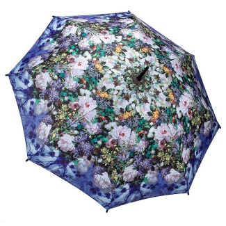 Renoir Floral Bouquet Umbrella