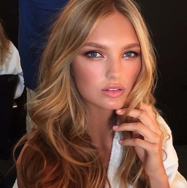 Romee Strijd Victoria's Secret ANgel 2015
